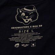 Headbusters x Box 39